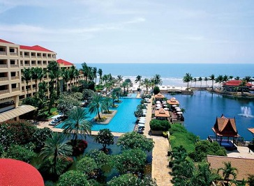 Dusit Thani Resort Hua Hin