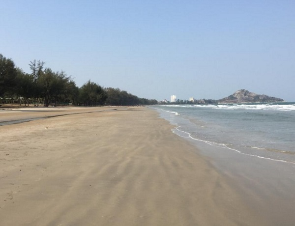 Suan Son Pradiphat Beach
